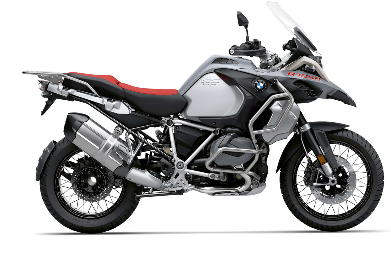 BMW R 1250GS Adventure technical specifications